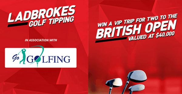 Ladbrokes Golf Tipping