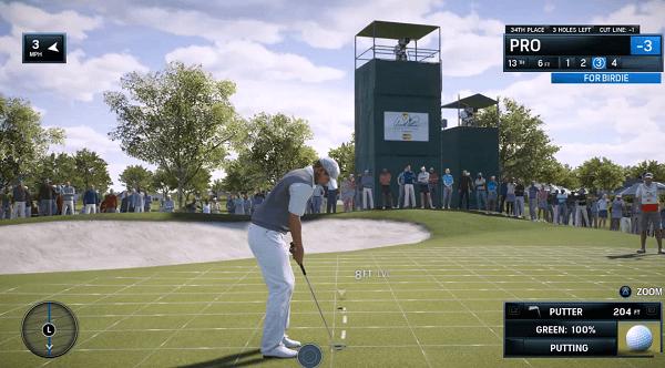 PGA Tour Golf Game