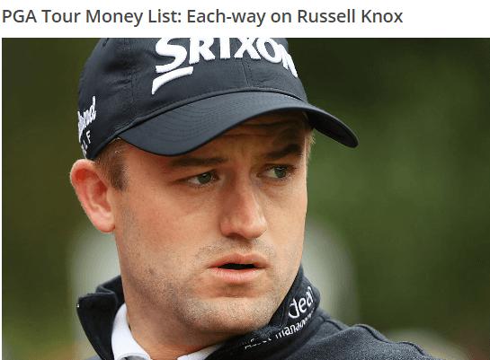 US PGA Betting Tips