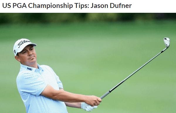 US PGA Championship Betting Tips
