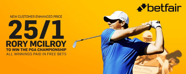 US PGA Tips Betfair