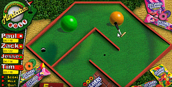 Mini Golf Online